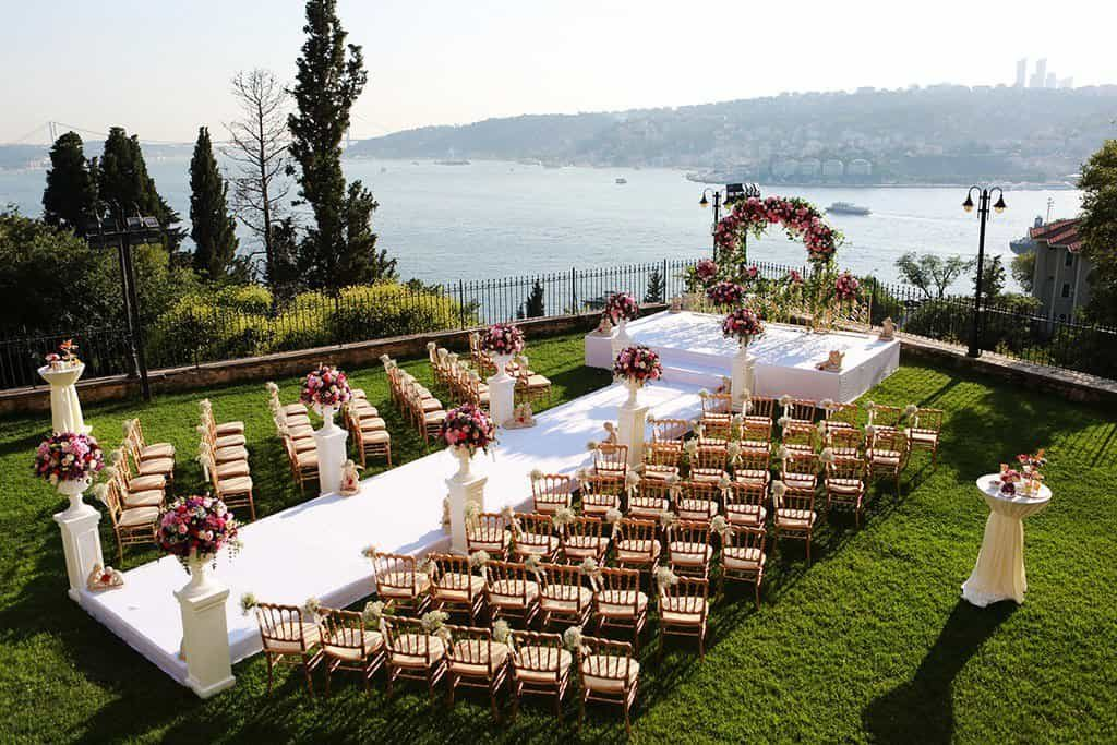 All inclusive Wedding Packages cost in istanbul Turkey for 8
